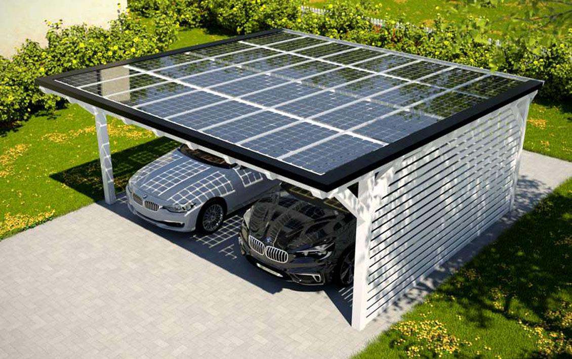 Impianti Fotovoltaici Busto Arsizio carport fotovoltaico soluzioni energetiche eusolar | varese